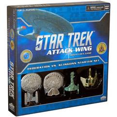 Star Trek Attack Wing: Federation vs. Klingons Starter Set