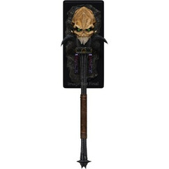 Dungeons & Dragons: Icons of the Realms - Wand of Orcus - Life-Sized Artifact (PREORDER)