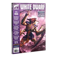 White Dwarf: Issue 466 - July 2021