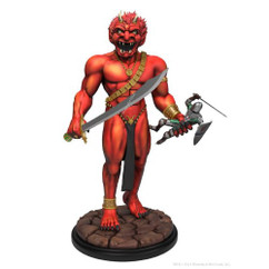 Dungeons & Dragons: Efreeti Premium Statue (PREORDER)