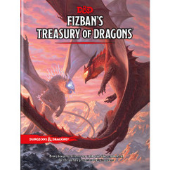Dungeons & Dragons 5E RPG: Fizban's Treasury of Dragons (PREORDER)