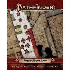 Pathfinder RPG: Flip-Mat Classics - Tavern Multi-Pack (PREORDER)