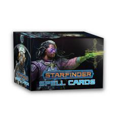 Starfinder RPG: Spell Cards (PREORDER)