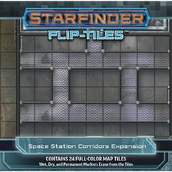 Starfinder RPG: Flip-Tiles - Space Station Corridors Expansion (PREORDER)