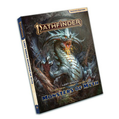 Pathfinder RPG 2nd Edition: Lost Omens - Monsters of Myth (PREORDER)
