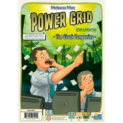 Power Grid: The Stock Companies Expansion (PREORDER)
