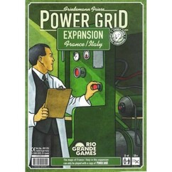 Power Grid: France / Italy Expansion (PREORDER)