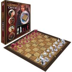 Jim Henson's Labyrinth: Chess Set (PREORDER)