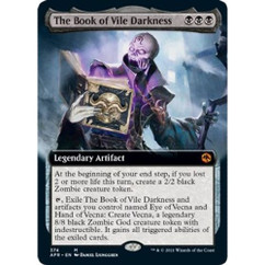 The Book of Vile Darkness: Mythic #374 - Adventures in the Forgotten Realms (Extended Art)
