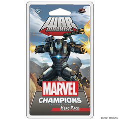 Marvel Champions LCG: War Machine Hero Pack (PREORDER)