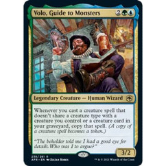 Volo, Guide to Monsters: Rare #238 - Adventures in the Forgotten Realms (Foil)