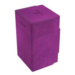 Game Genic Deck Box: Watchtower 100+ Convertible (Purple)