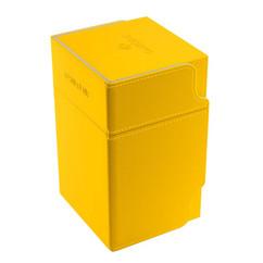 Game Genic Deck Box: Watchtower 100+ Convertible (Yellow)