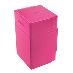 Game Genic Deck Box: Watchtower 100+ Convertible (Pink)