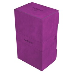 Game Genic Deck Box: Stronghold 200+ Convertible (Purple)