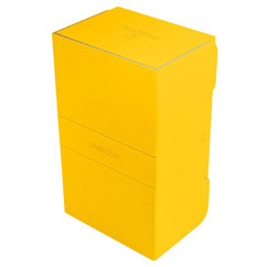 Game Genic Deck Box: Stronghold 200+ Convertible (Yellow)