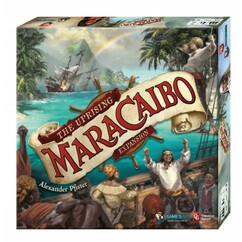 Maracaibo: The Uprising Expansion (PREORDER)