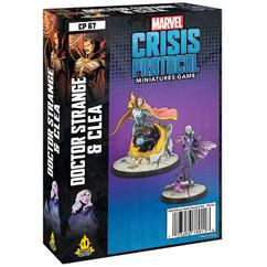 Marvel Crisis Protocol: Doctor Strange & Clea (PREORDER)