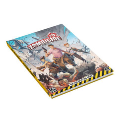 Zombicide Chronicles RPG: Core Book