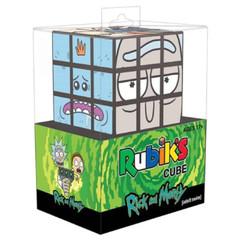 Rubik's Cube: Rick & Morty (PREORDER)