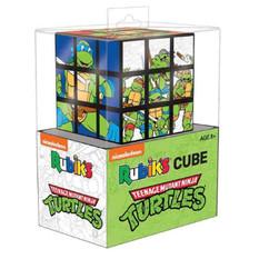 Rubik's Cube: Teenage Mutant Ninja Turtles