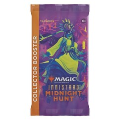 Magic: The Gathering - Innistrad - Midnight Hunt - Collector Booster Pack