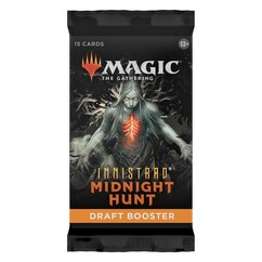 Magic: The Gathering - Innistrad - Midnight Hunt - Draft Booster Pack (PREORDER)