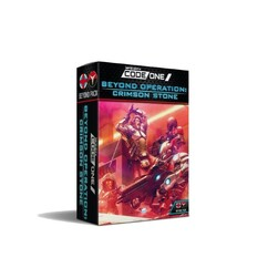 Infinity: Code One - Beyond Operation Crimson Stone