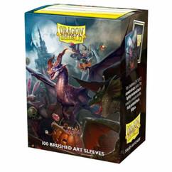 Dragon Shield: Halloween Dragon 2021 - Art, Matte Card Sleeves (100ct) (PREORDER)