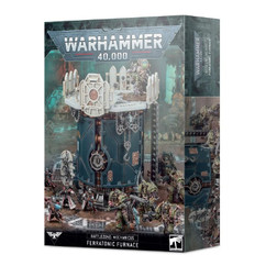 Warhammer 40K: Battlezone Mechanicus – Ferratonic Furnace