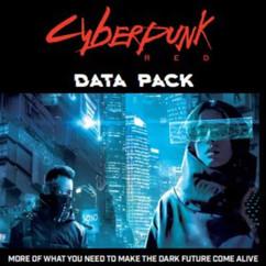 Cyberpunk Red RPG: Data Pack (PREORDER)