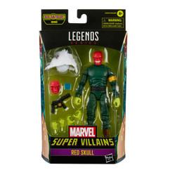 Marvel Legends Series: Super Villains ‑ Red Skull Action Figure (6in)