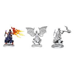 Dungeons & Dragons Miniatures: Frameworks - Female Dragonborn Sorcerer (Wave 1) (PREORDER)