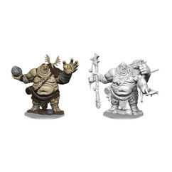 Dungeons & Dragons Miniatures: Frameworks - Hill Giant (Wave 1) (PREORDER)