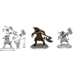 Dungeons & Dragons Miniatures: Frameworks - Minotaur (Wave 1) (PREORDER)