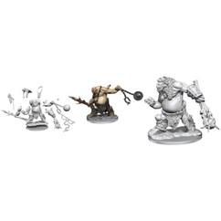 Dungeons & Dragons Miniatures: Frameworks - Ogre (Wave 1) (PREORDER)