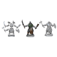 Dungeons & Dragons Miniatures: Frameworks - Orcs (Wave 1) (PREORDER)