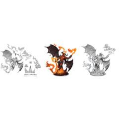 Dungeons & Dragons Miniatures: Frameworks - Balor (Wave 1) (PREORDER)