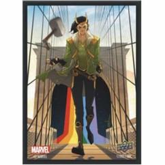 Upper Deck Sleeves: Marvel - Loki (65ct) (PREORDER)