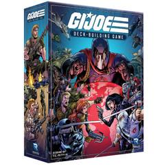 G.I. JOE: Deck-building Game (PREORDER)