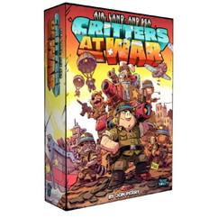 Air, Land & Sea: Critters at War (PREORDER)