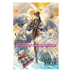 Gate Ruler TCG: Aces of the Cosmos, Assemble! - Vol. 3 Booster Box (PREORDER)