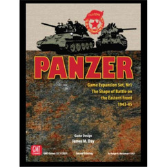 Panzer: The Shape of Battle on the Eastern Front 1943-45 Expansion #1 2nd Printing (PREORDER)