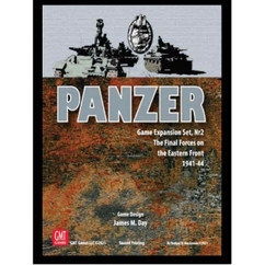 Panzer: The Final Forces on the Eastern Front 1941-45 Expansion #2 2nd Printing (PREORDER)