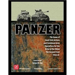 Panzer: Drive to the Rhine - The Second Front Expansion #3 2nd Printing (PREORDER)