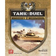 Tank Duel: North Africa Expansion #1 (PREORDER)