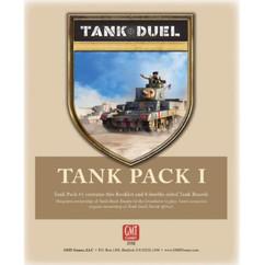 Tank Duel: Tank Pack #1 (PREORDER)
