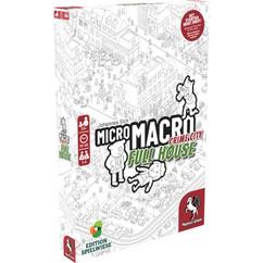 Micromacro: Crime City - Full House (PREORDER)