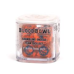 Blood Bowl: Shambling Undead - Team Dice Set