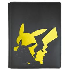 Ultra Pro Binder: Pikachu - Elite Series, Zippered (9-Pocket) (PREORDER)